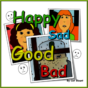 Happy, Sad, Good, Bad Cover